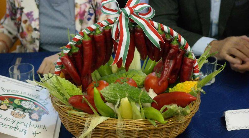 """Battonya – """"A legszebb konyhakertek"""" program díjátadó ünnepség"""
