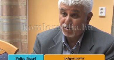 Komló – Lezárult a konyhakert program a városban – Polics József Komló város polgármestere