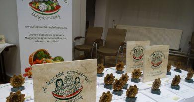 Magyarország legszebb konyhakertjei