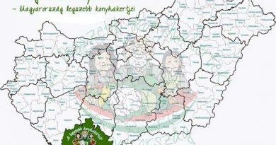 Kertnevezés Újpetreből – Baranya megye tizenkettedik 2019. évi települése