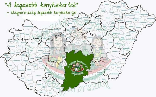 Kertnevezés Garából – Bács-Kiskun megye kilencedik 2019. évi települése