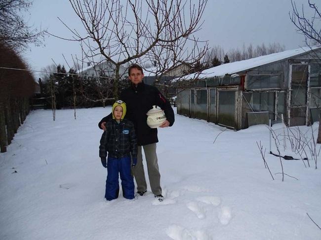 Hajdúsámson – Martinka – Országos közönségdíjat nyert apa és fia