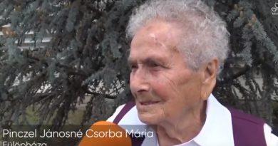Fülöpháza – MMG – 98 éves kertművelőé a legszebb konyhakert