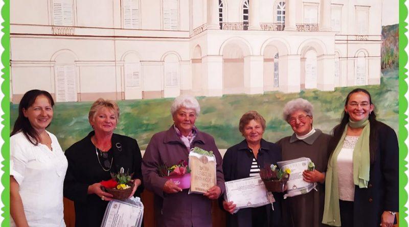 Bajna – Legszebb konyhakertek-Magyarország legszebb konyhakertjei országos program bajnai helyezettjei.