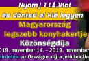 KÖZÖNSÉGDÍJ SZAVAZÁS!!!