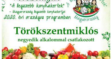 Törökszentmiklós – Jász-Nagykun-Szolnok megye hetedik 2020. évi csatlakozó települése