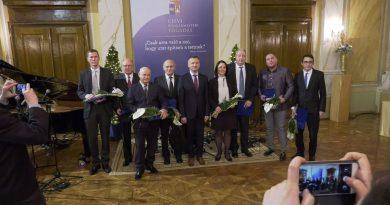Gyula – Sikeres gyulaiakat köszöntöttek az újévi, polgármesteri fogadáson