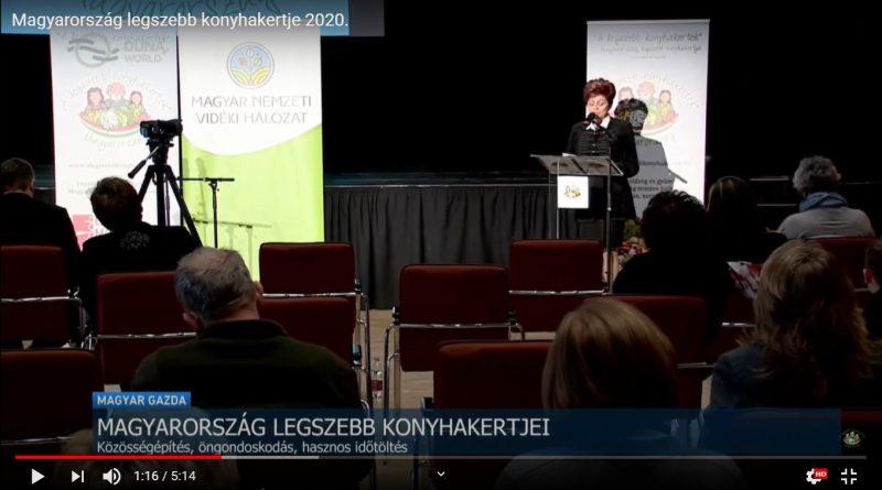 Magyar Gazda – Magyarország legszebb konyhakertjei