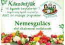 Nemesgulács – Veszprém megye negyedik 2021. évi csatlakozó települése