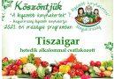 Tiszaigar – Jász-Nagykun-Szolnok megye kilencedik 2021. évi csatlakozó települése