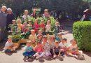 Kiskunfélegyháza – Félegyháza legszebb konyhakertjei – Csigabiga Palota a Móravárosi Óvodában