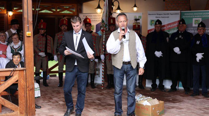 Marosvásárhely – Díjkiosztó ünnepség